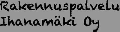 Rakennuspalvelu Ihanamäki Oy